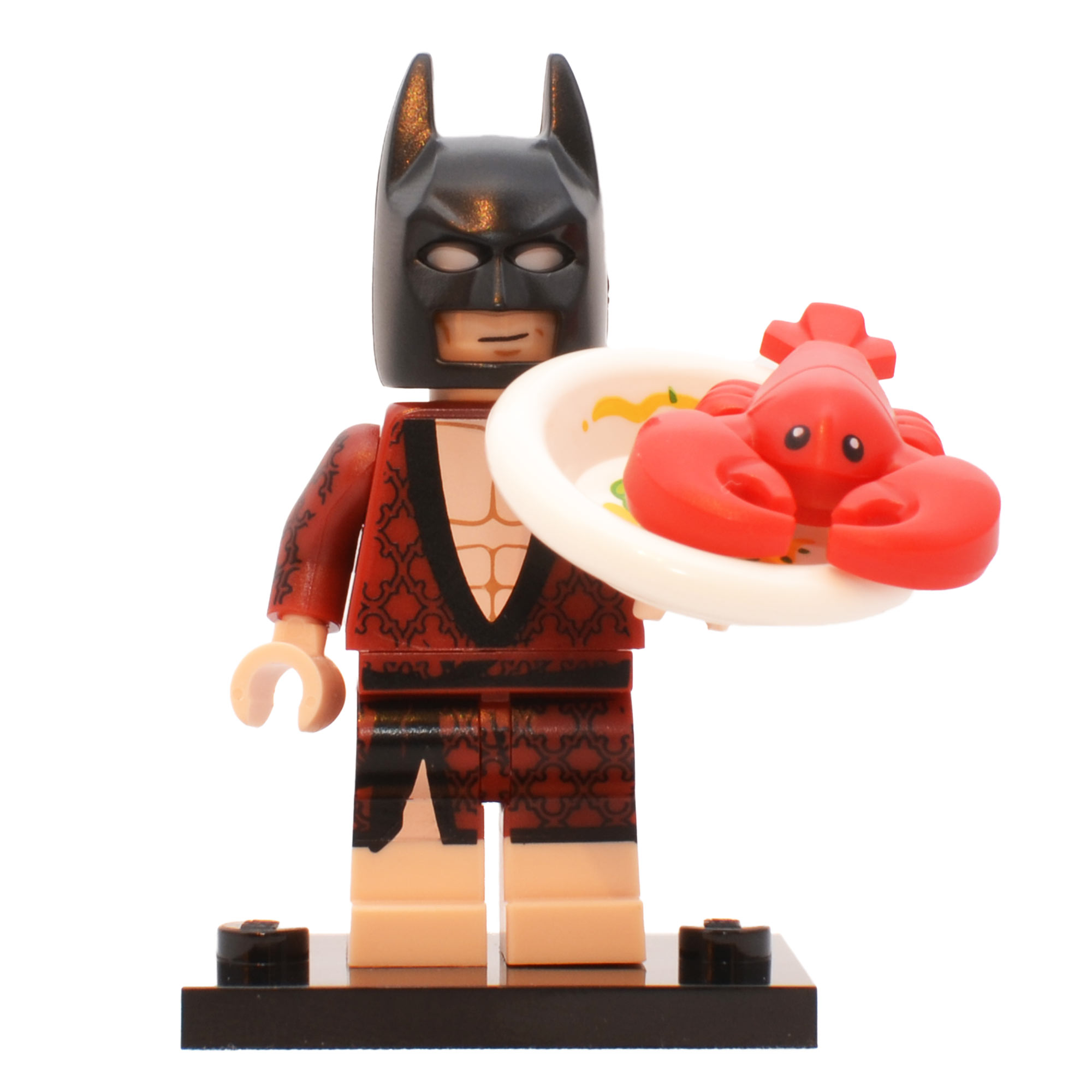Lobster Lovin' Batman | Losseminifiguren.nl
