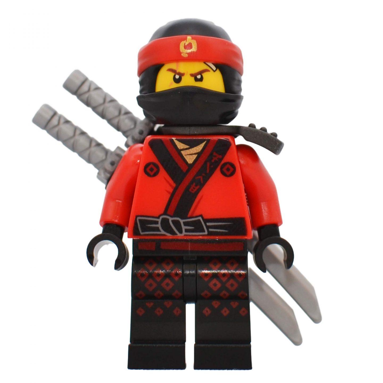 Verwonderlijk Kai (The Lego Ninjago Movie) – Losseminifiguren.nl SI-21