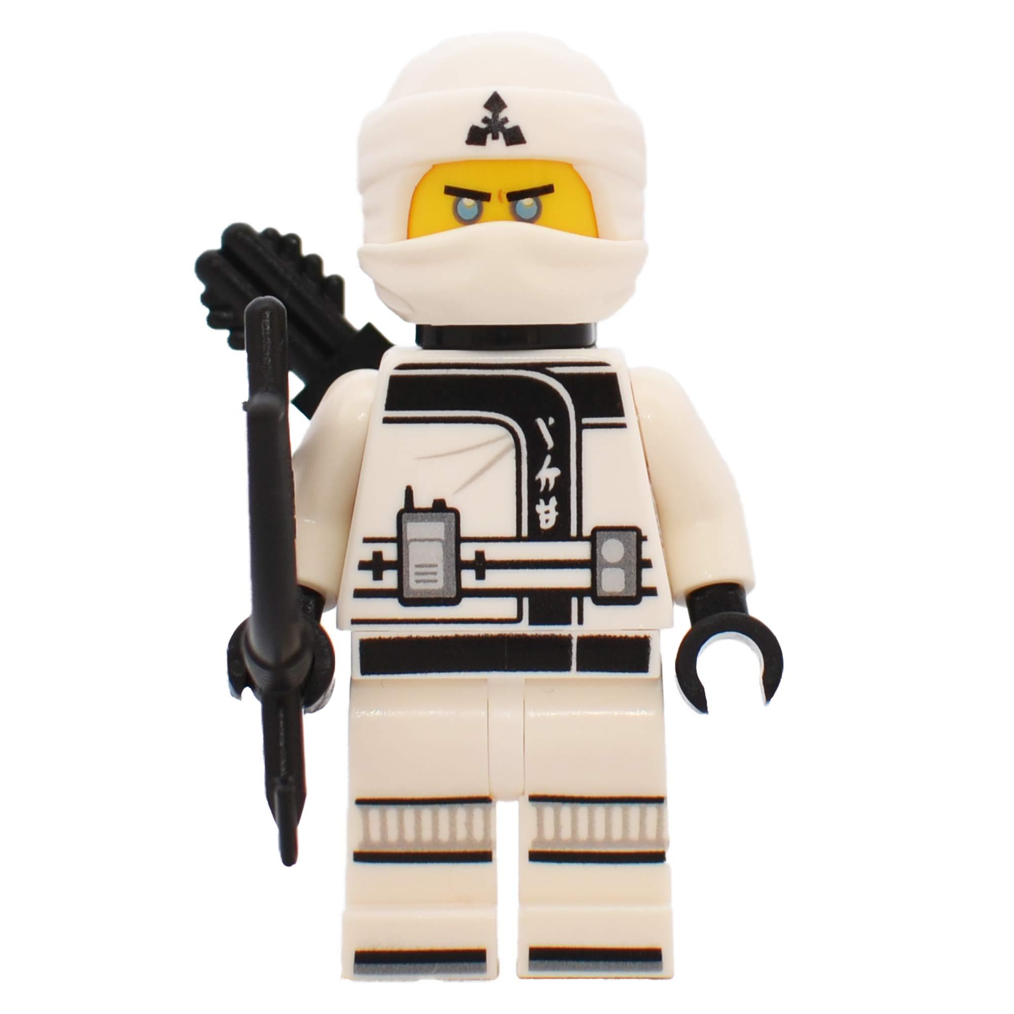 zane the lego ninjago movie  losseminifigurennl