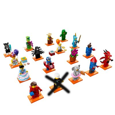 Minifig-Serie-18-(excl.replica)